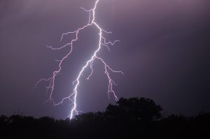 Lightening from Michael Bath